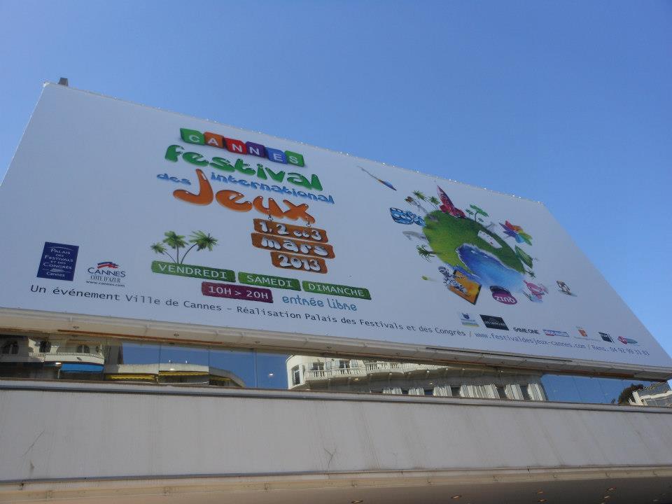 Festival des jeux de Cannes - 2013