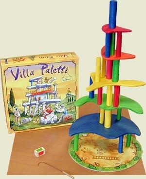 VillaPaletti géant