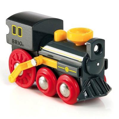 Grande Locomotive à Vapeur brio