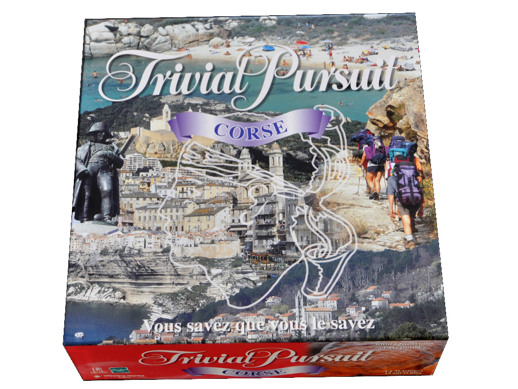 Trivial Pursuit Corse