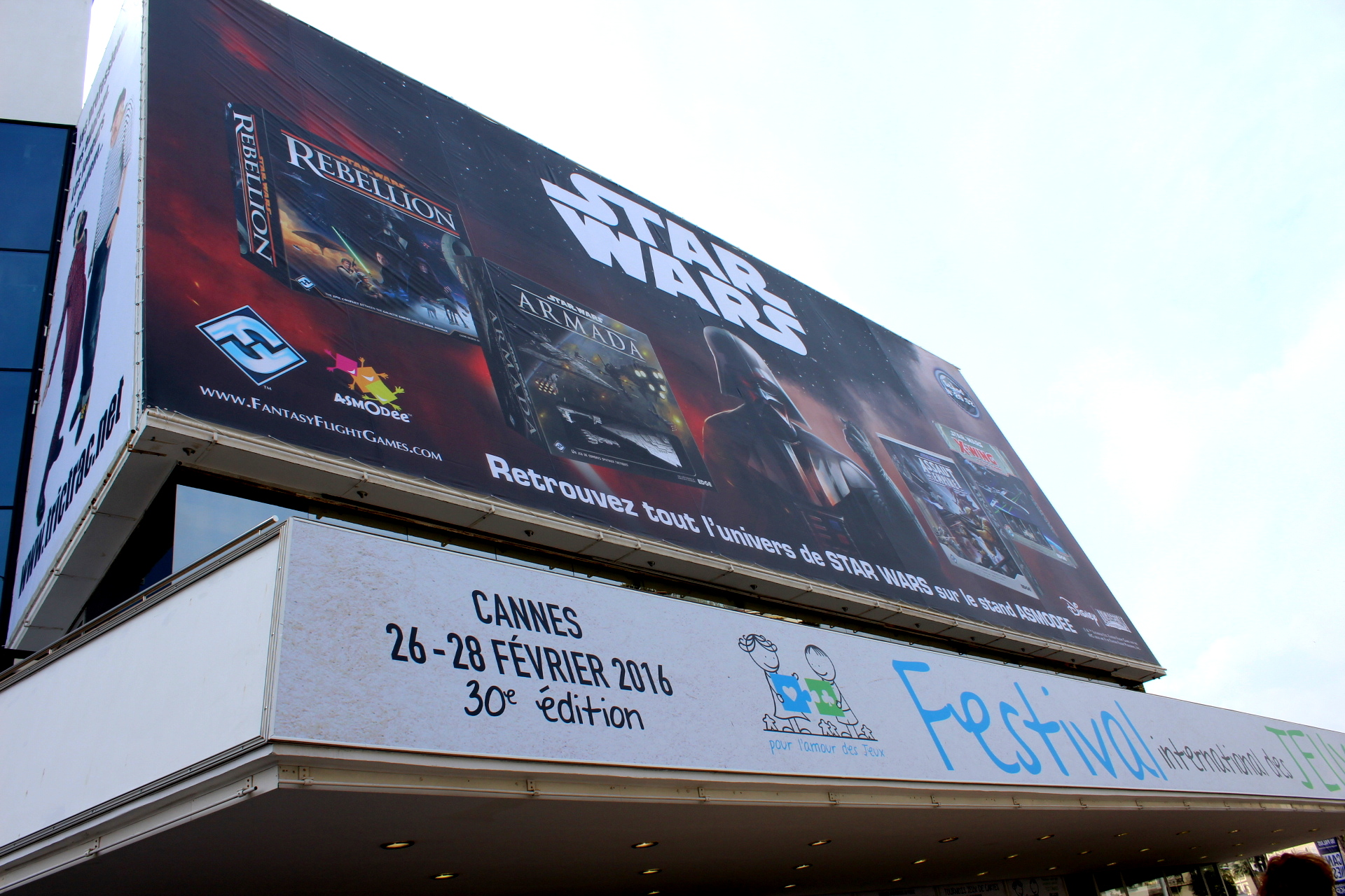 Festival International des Jeux de Cannes - 2016